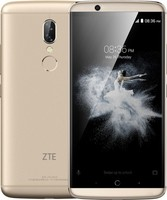 """Смартфон ZTE Axon 7s - Экран 5,5"""" 2560х1440, 4/128 ГБ, Камера: двойная, 12 МП + 20 МП, NFC"""