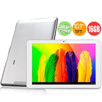 Ramos W31 Quad Core 10.1inch 16GB Android 4.1 Tablet PC 1GB RAM/Dual Camera - White
