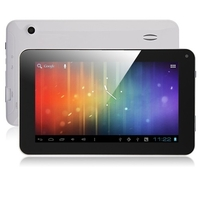 "FreeLander PD100 7.0"" Android 4.0 Tablet PC with 8GB ROM/GPS - White"