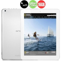 ONDA V975S Quad Core A31S Tablet PC ж / 9.7inch Android 4.2 ГБ 1 ГБ +16 4K видео 2.0MP камеры WiFi HDMI OTG - белый + серебристый