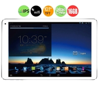 Vido M10 Quad Core Tablet PC w/ RK3188 10.1inch Retina IPS Screen 2GB+16GB Bluetooth WiFi OTG HDMI - White + Silver