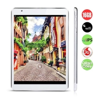 "Ramos X10 Pro Fashion 3G Phone Tablet PC MTK8389 Quad Cores 7.85"" IPS Screen 1GB+16GB Bluetooth WiFi OTG - White"