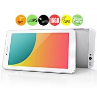 Ainol AX3 3G Phone Quad Core Tablet PC w/ MTK8382 7inch IPS Screen 1GB+16GB Dual SIM GPS FM Bluetooth WiFi - White