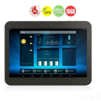 PIPO M7T Quad Core 3G Phone Tablet PC w/ RK3188 8.9 Inch IPS Screen 2GB+16GB HDMI GPS - Black