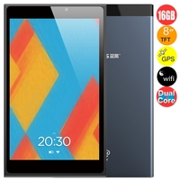 Ramos i8c Dual Core Tablet PC Intel Z2520 8.0 Inch 1GB+16GB Dual Cameras OTG GPS WiFi - Blue