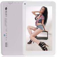 Cube U25GT-C4 Quad Core Tablet PC w/ RK3188 7inch IPS Screen 512MB+8GB HDMI WiFi - White