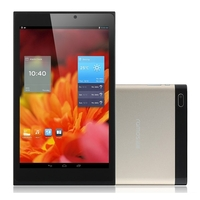 Ramos I8 Dual Core Tablet PC Intel Atom Z2580 8.0inch IPS Screen 1GB+16GB 5.0MP Camera GPS WiFi BT OTG - Golden