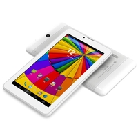 Ployer MOMO9 3GT Dual Core 3G Phone Tablet PC w/ MTK8312 7.0 Inch 512MB+4GB Dual SIM Dual Cameras GPS - White