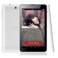 Yuandao Vido N70 3G Phone Tablet PC w/ MTK8312 Dual Core 7.0 Inch 512MB+4GB Dual SIM GPS - Black + White