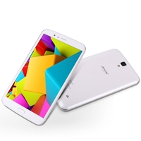 Ampe A73 Dual Core 3G Phone Tablet PC w/ MTK8312 7.0 Inch IPS Screen 512MB+8GB GPS Bluetooth - White