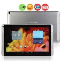 Ramos i10 Dual Core Tablet PC Intel Z2580 10.1 Inch IPS Screen 2GB+16GB 5.0MP Camera WiFi - Silver