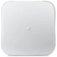 Original XiaoMi Bluetooth V4.0 Mi Smart Weight Scale by 4 x AA Battery  -  WHITE