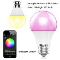 Magic Blue UU E27 Bulb Bluetooth 4.0  -  E27  WHITE