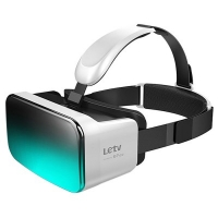Letv Super Helmet 3D VR Head-Mounted Glasses - Virtual Reality / 3D Game Video Private Theater / for Letv Smartphone
