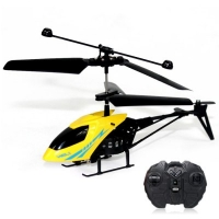 Mini RC 901 Helicopter Shatter Resistant 2.5CH Flight Toys with Gyro System  -  RANDOM COLOR