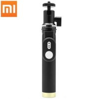 Original Xiaomi Yi Bluetooth Selfie Camera Monopod Stick with Remote Controller 4.1 Version Fits for Xiaomi Yi Sports Camera  -  BLACK