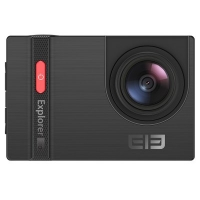 Elephone Explorer Pro 4K 12MP WiFi Action Camera - 170 / 120 / 90 Degree 3 Types Wide Angle Voice Broadcast NTK96660 Underwater Mode Fill in Light with 2.0 inch Screen