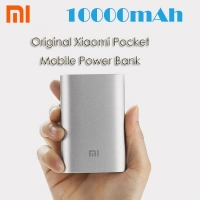 Original Xiaomi Pocket 10000mAh Power Bank  -  Automatically adjust the output power, meeting the tablets' charging needs