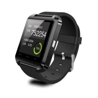 U8 Smartwatch - with Bluetooth Answer and Dial the Phone Passometer Altitude Meter Burglar Alarm Funcitons