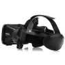 RITECH Riem III Virtual Reality 3D Glasses wtih Remote Control - VR Adjustable Focal Distance / High-Definition Private Theater / for 3.5 - 6 inches Smartphone