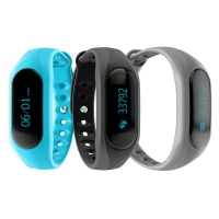 CUBOT V1 Smart Band - Sleep Monitoring IP65 Waterproof OLED screen with 128 x 32 resolution