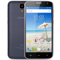 UHANS A101 Smartphone - Android 6.0 5.0 inch MT6737 1.3GHz Quad Core 1GB RAM 8GB ROM Bluetooth 4.0 GPS A-GPS