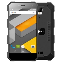 Nomu S10 Smartphone - Android 6.0 5.0 inch Gorilla Glass Screen 3 Screen MTK6737 1.5GHz Quad Core 2GB RAM 16GB ROM Hotspot HiFi Waterproof IP68 GPS Geomagnetic Sensor