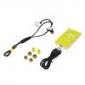 Mifo U6 Bluetooth Headphones - HiFi Bluetooth Sport Earbuds Smart Data Recording IPX6 Waterproof Sweatproof / Built-in Mic / On-cord Control