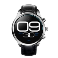 FINOW X5 Plus Smartwatch - 1.39 inch Android 5.1 MTK6580 Quad Core 1.3GHz 1GB RAM 8GB ROM Bluetooth 4.0 GPS Pedometer OTA