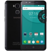 Doogee Y6 Phablet - Android 6.0 5.5 inch 2.5D Screen MTK6750 Octa Core 1.5GHz 2GB RAM 16GB ROM 13MP + 8MP Geomagnetic Sensor Accelerometer