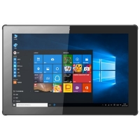 Vido W10i Tablet PC - Windows 10 + Android 4.4 Intel Baytrail Z3735F Quad Core 1.33GHz 10.1 inch IPS Screen 2GB RAM 32GB ROM OTG Bluetooth 4.0 Dual Cameras