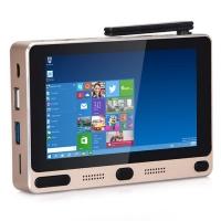 GOLE1 Mini PC - 5 inch 720 x 1280 Windows 10 / Android 5.1 4GB+64GB Intel Cherry Trail Z8300 Quad-core Bluetooth 4.0 2.4GHz / 5GHz Dual-band WiFi