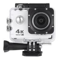 V3 4K WiFi Sport Camera 16MP - 170 Degree FOV 2 inch LCD Screen Allwinner V3 Chipset IMX179 CMOS Sensor Max 64G TF Card