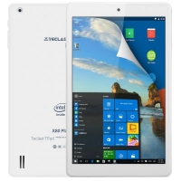 Teclast X80 Plus Tablet PC - Windows 10 + Android 5.1 Intel Cherry Trail X5-Z8300 64bit Quad Core 1.44GHz 8 inch WXGA IPS Screen 2GB RAM 32GB ROM Cameras OTG Bluetooth 4.0
