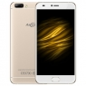 AllCall Bro Smartphone - Android 7.0 5.0 inch MTK6580A Quad Core 1.3GHz 1GB RAM 16GB ROM Dual Rear Cameras OTG Function Full Metal Body GPS