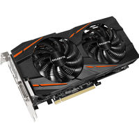 Видеокарта Б/У Gigabyte Radeon RX 570 Gaming - 4GB GDDR5 256bit PCI-E 3.0 Video Graphics Card DVI + HDMI + DP