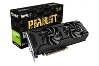 Видеокарта Б/У Palit Dual GTX 1060 - 3GB GDDR5 192bit PCI-E 3.0 Video Graphics Card DVI + HDMI + DP