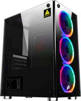 Игровой ПК Xeon x99 - 6ядер 12потоков / RX570 / 16GB / 500GB