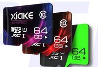 Карты памяти XIAKE MicroSD - Class 10 + SD-adapter 98MB/s
