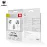 Baseus B51 Headphone - Universal Digital Type-C Wired Control Earphon