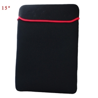 "Protective Soft Cloth Case Bag for 15"" Notebook Laptop"