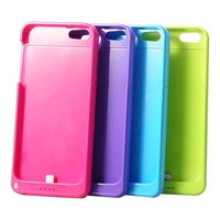 2200mAh Rechargeable External Battery Backup Power Bank for iPhone 5