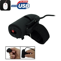 Novel USB Finger Optical Mouse For Desktop and Laptop