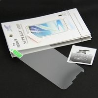 Protective PET Clear LCD Screen Protector Guard Film for Samsung Galaxy S5 i9600 - Transparent