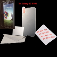 Ultra-thin Explosion-proof Tempered Glass Film Screen Protector Screen Guards Ultra Shield for Samsung Galaxy S3 i9300 - Transparent