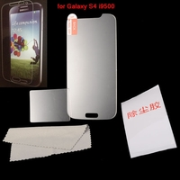 Ultra-thin Explosion-proof Tempered Glass Film Screen Protector Screen Guard for Samsung Galaxy S4 i9500 - Transparent