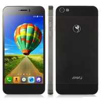 JIAYU G5S Octa Core 3G Smartphone w/ MTK6592 4.5 Inch IPS Screen 2GB+16GB 2000mAh Battery GPS - Black