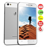 JIAYU G5S Octa Core 3G Smartphone MTK6592 4.5 Inch IPS Screen 2GB+16GB 2000mAh Battery GPS - White