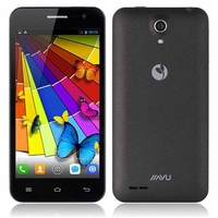 JIAYU G2F Quad Core Smartphone w/ MTK6582 4.3 Inch IPS Screen 1GB+4GB Dual SIM 2200mAh Battery GPS - Black