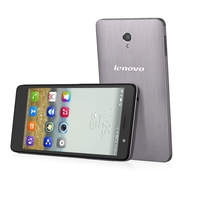 Lenovo S860 Quad Core 3G Smartphone MTK6582 5.3 Inch IPS Screen 1GB+16GB Dual SIM 4000mAh Battery WiFi - Black